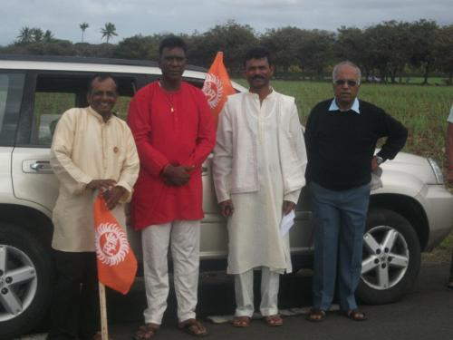Arya Samaj  Procession - 2 October 2011