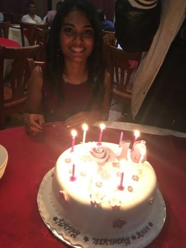 Bhagyashree Birthday - 10 April 2017