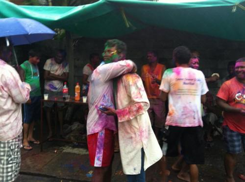 Holi Celebrations - March 2016