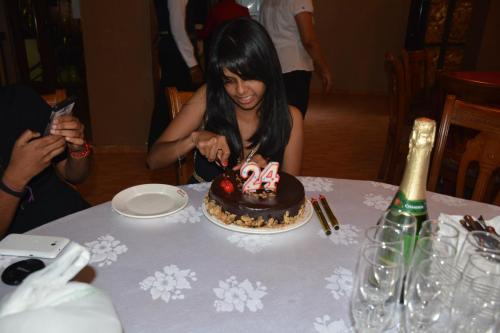 Shivashree's Birthday